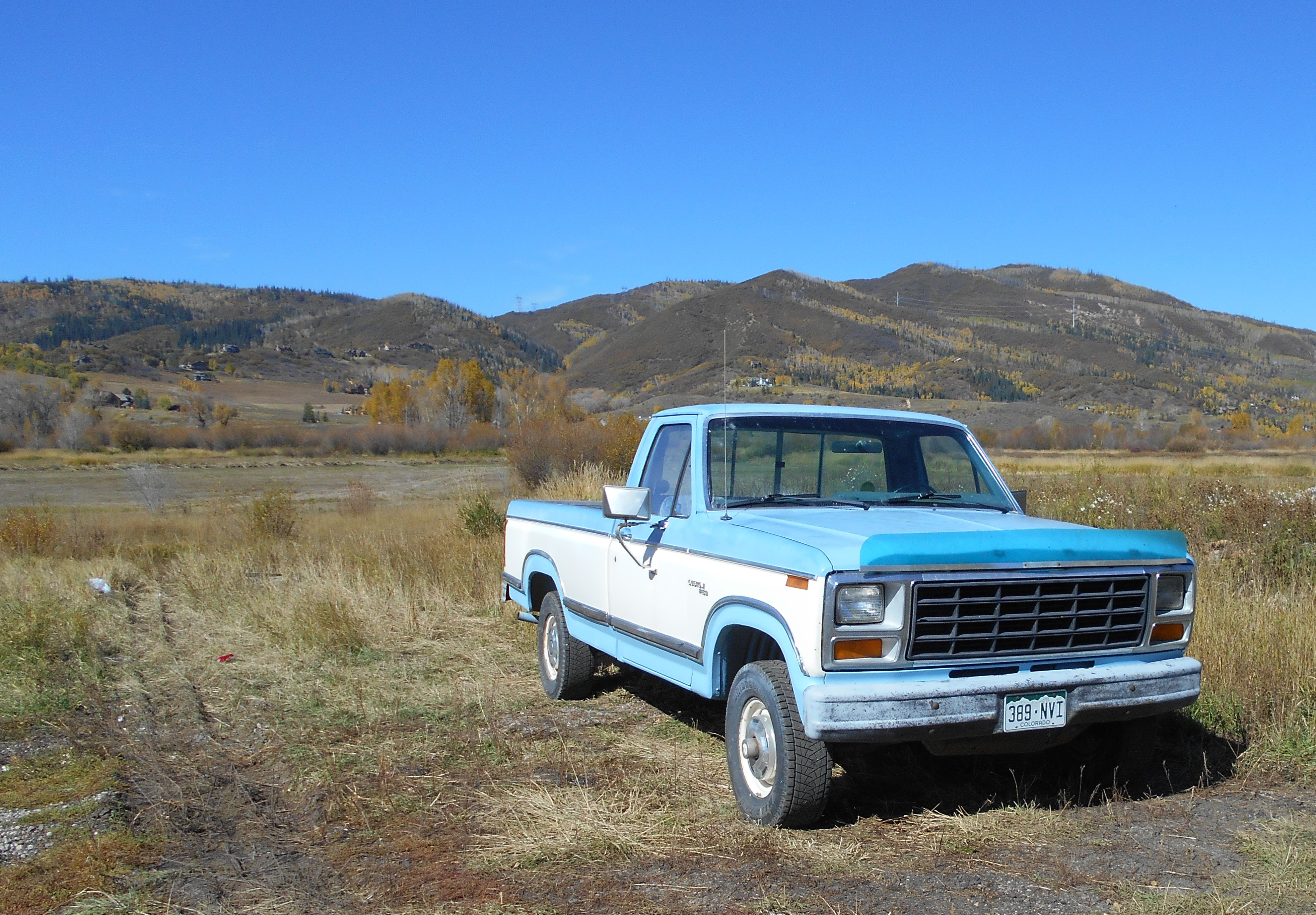 1983 ford f150 preservation pf complete